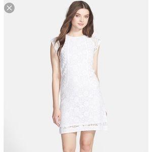 Trina Turk Clara lace shift dress
